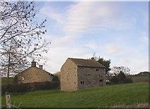 SE2646 : Field barn off Castley Lane, Castley by Humphrey Bolton