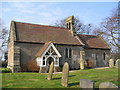 TA1458 : St. James Church Lissett by Stephen Horncastle