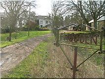 NT7628 : Frogden by John Whelan