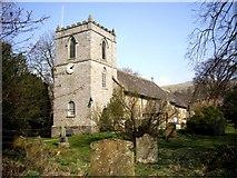 SD9772 : St. Mary's Church, Kettlewell by Tom Pennington