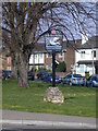 TL4965 : Waterbeach village sign by Keith Edkins