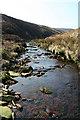 SK1596 : River Derwent by Dave Dunford