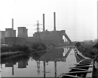 SK5802 : Freeman's Meadow Power Station, Leicester by Dr Neil Clifton