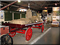 SP7318 : Horse Drawn Wagon by Martin Addison