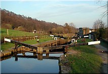 SE0026 : Broadbottom Lock, Hawksclough by Paul Glazzard