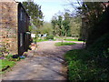 SJ7500 : Cottages at Higford by A Holmes