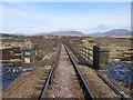 NN4256 : Gaur Viaduct south of Rannoch Station by Iain Macaulay