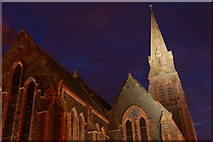 J5081 : St Comgall's parish church, Bangor by Albert Bridge