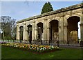 NZ5116 : Colonnade, Stewart Park by Stephen McCulloch