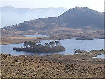 NM6995 : Loch an Nostarie by Wullie Clarke