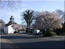 TL4658 : Cherry Trees Club, Norfolk Street by Keith Edkins