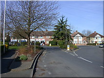 TL4658 : Cromwell Road Roundabout, Cambridge by Keith Edkins
