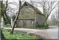 SO6983 : Old barn in Chorley, Shropshire by Mat Fascione