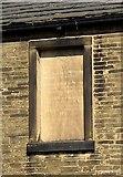 SE1323 : Plaque on Lady Royd, Brookfoot Lane, Southowram by Humphrey Bolton