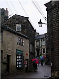 SD9828 : Town Gate, Heptonstall by Paul Glazzard