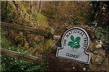 """J3996 : """"Glenoe"""" or  """"Gleno""""? by Albert Bridge"""