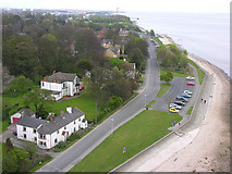 TA0225 : Cliff Road and the Humber bank by George Robinson