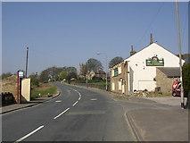 SE1223 : The Malt Shovel, Church Lane, Southowram by Humphrey Bolton