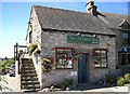 SK1260 : The Old Cheese Shop at Hartington, Derbyshire by Peter Tarleton