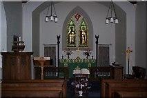 NY1717 : St James Church Buttermere by Joe Regan