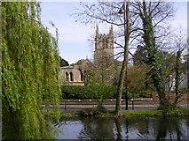 TF0919 : Bourne Abbey Church by Brian Green