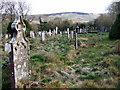 SN1035 : Chapel burial ground by ceridwen