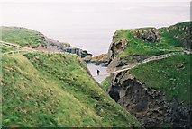 D0644 : Carrick-a-rede Rope Bridge by Ian Paterson