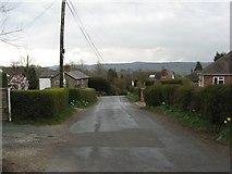 SO4387 : Bushmoor by Richard Webb