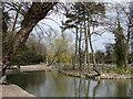 NZ4318 : Ropner Park by Adam Hincks