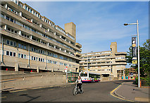 SU4112 : Wyndham Court, Southampton by Peter Facey