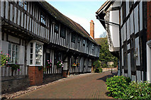 SP0957 : Alcester by Adrian Perkins