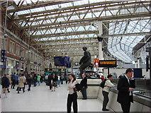 TQ3179 : Waterloo concourse by Oxyman