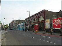 TQ3084 : Caledonian Road, N7 (2) by Danny P Robinson