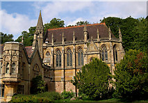 ST5071 : The Chapel, Tyntesfield by Ray Beer