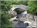 NH4116 : Telford's Bridge, Invermoriston by Raymond Chisholm