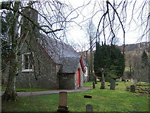 NM8162 : Strontian church by Peter Van den Bossche