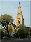 TQ3084 : St Andrew's Church, Bridgeman Road, N1 by Danny P Robinson