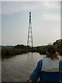 SX4562 : Salt marsh on the River Tavy. by Jon Coupland