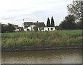SJ7858 : The Romping Donkey canalside pub by Pauline E