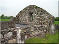 S6868 : Tomard graveyard and ruined church by liam murphy