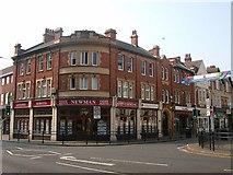 SP5075 : Rugby-Church Street by Ian Rob