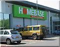 SO7037 : Homebase DIY store, Ledbury by Pauline E