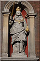 SO8554 : Statue of Charles II, Worcester by Philip Halling