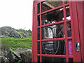 NY5118 : The telephone kiosk from 'Withnail & I' by Christopher R Ware