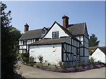 SO6892 : West Farm House by John M