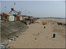 SS8276 : Sandy Bay by Nigel Homer