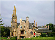 NS1655 : Cumbrae, Cathedral of the Isles. by John McLeish