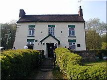SJ6903 : The All Nations Inn Madeley by Chris Gunns