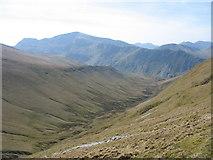 SH6261 : Cwm Dudodyn from Bwlch y Brecan by Eric Jones