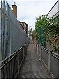 TQ1883 : Footpath in Alperton by Danny P Robinson